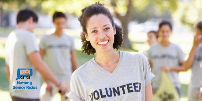 Benefits of being a volunteer by Nutmeg Senior Riders